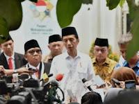 Kiai Jatim Dukung Jokowi, Janji Sumbang 18 Juta Suara