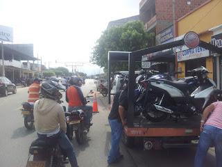 Motocicletas Keeway visita al departamento del Cesar