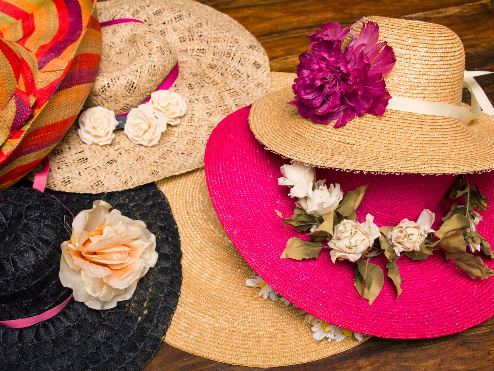 ... Our straw hats can also be given a bespoke touch of detailing to make  them more ... a3b12483141