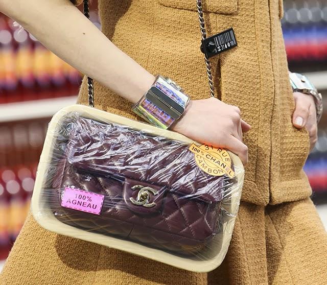4fb0b3671c1d Hong Kong Fashion Geek: Bag Lady: Chanel Fall 2014 Bags
