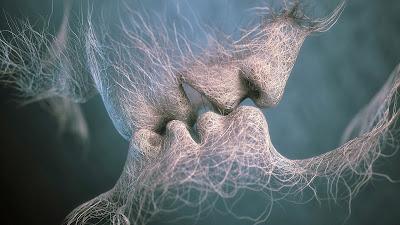 love-sculpture-kiss-faces-wires-wallpaper-1920x1080