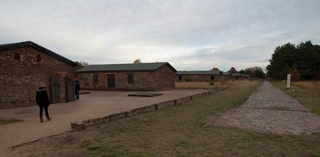 Barracones soviéticos Sachsenhausen