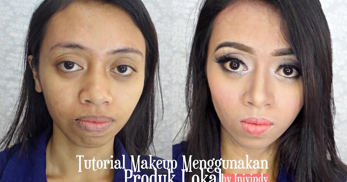Ini Vindy Yang Ajaib: Tutorial Makeup Untuk Mata Belok