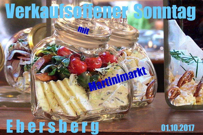 shops blog verkaufsoffener sonntag in ebersberg mit martinimarkt am. Black Bedroom Furniture Sets. Home Design Ideas