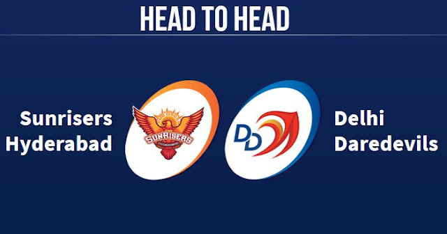 SRH vs DD Head to Head: SRH vs DD Head to Head IPL Records