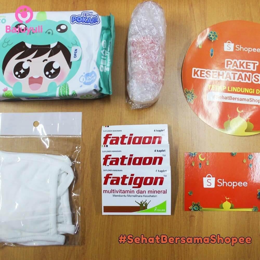 paket sehat dari Shopee untuk seller Shopee