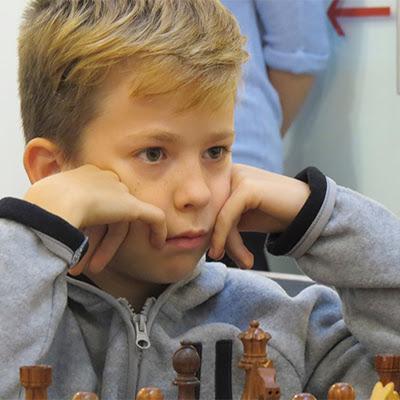 El ajedrecista Sub-10 LEO GARDNER