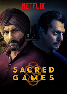 Sacred Games Reviews