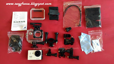 go pro alternative sjcam clone accessories mounts manual from the box lazada online shopping cash on delivery basis