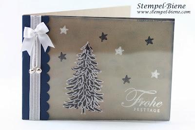 Weihnachtskarte; Weihnachten; Immergrün; Blog-Hop; Mitbringsel; Kerze basteln; Goodie; Bigz Top Note; Stampin' Up Hochzeitsgeschenk; Stempel-biene; Scrapbooking; Scrapbook; stampin' up; Stampin' up recklinghausen; Workshops; Mitternachtsblau; Morgenrot; www.stempel-biene.com; Karten basteln stampin' up, basteln stampin up, workshop stampin up, sammelbestellung, stempelparty, 1000 euro party, Stempel-biene Recklinghausen, stempelbiene recklinghausen,