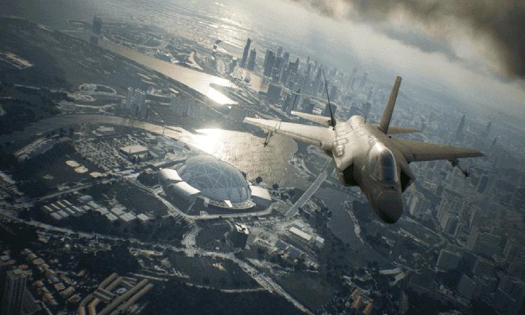 تحميل لعبة Ace Combat 7 Skies Unknown