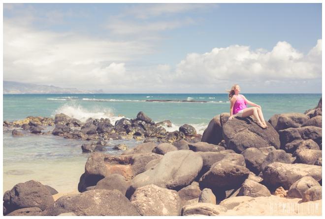 Photographer in Maui, Hawaii