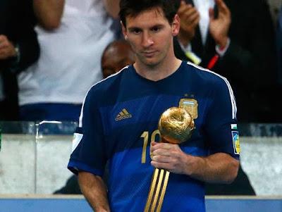 Pemain Terbaik Piala Dunia