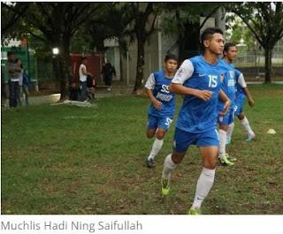 Muchlis Hadi Ning Dikaitkan dengan Persib Bandung