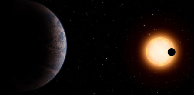Long-living, low-mass red dwarf stars may be able to support habitable planets like Earth. Image credit: Shutterstock