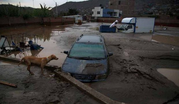 Perú: los efectos del cambio climático