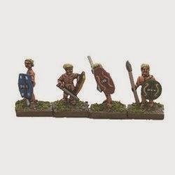 GAU8 Gaesatae (Naked Warriors).