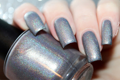 "Swatch of the nail polish ""Tomcat Tales"" from Lilypad Lacquer"