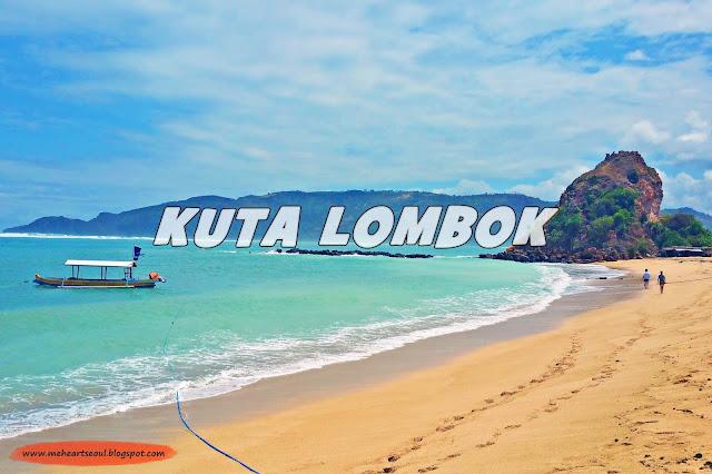 Lombok -  Kuta Beach | www.meheartseoul.blogspot.com