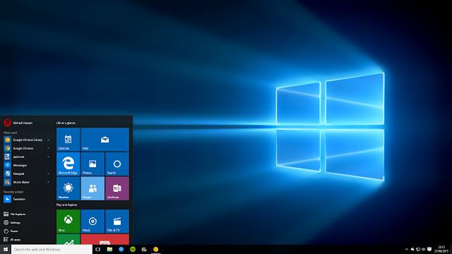 Windows 101 - Cara Install Windows 10