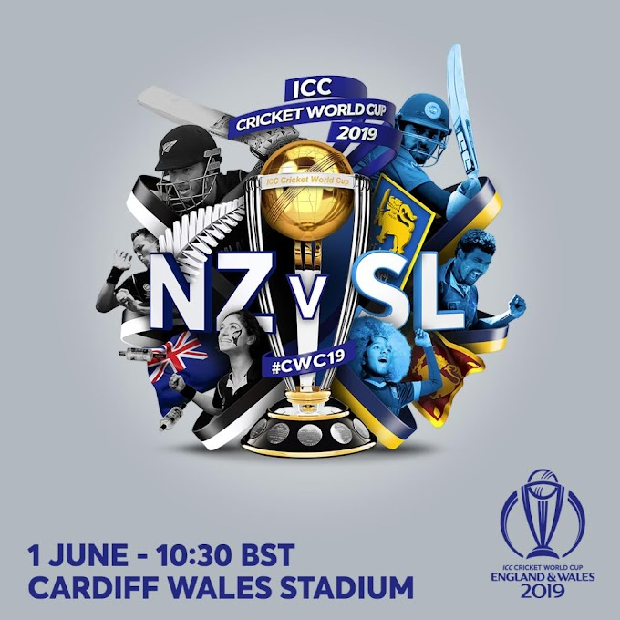 New Zealand vs Sri Lanka World Cup 2019 Scorecard Match 3 Prediction