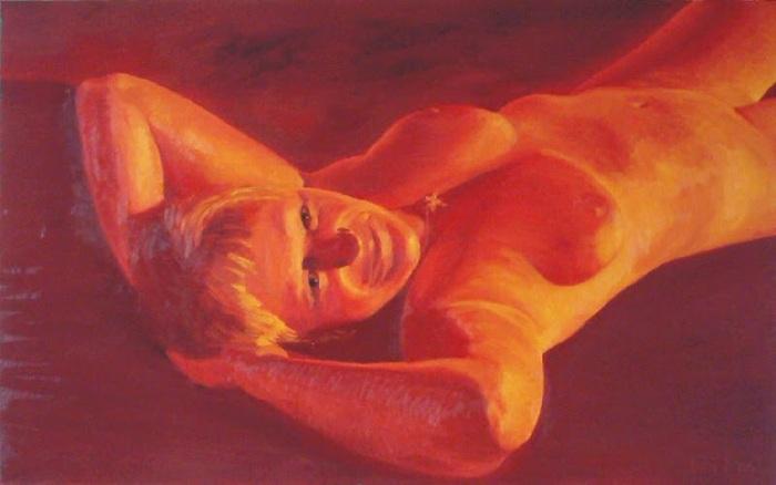 Нидерландский художник. Bart Rouwenhorst