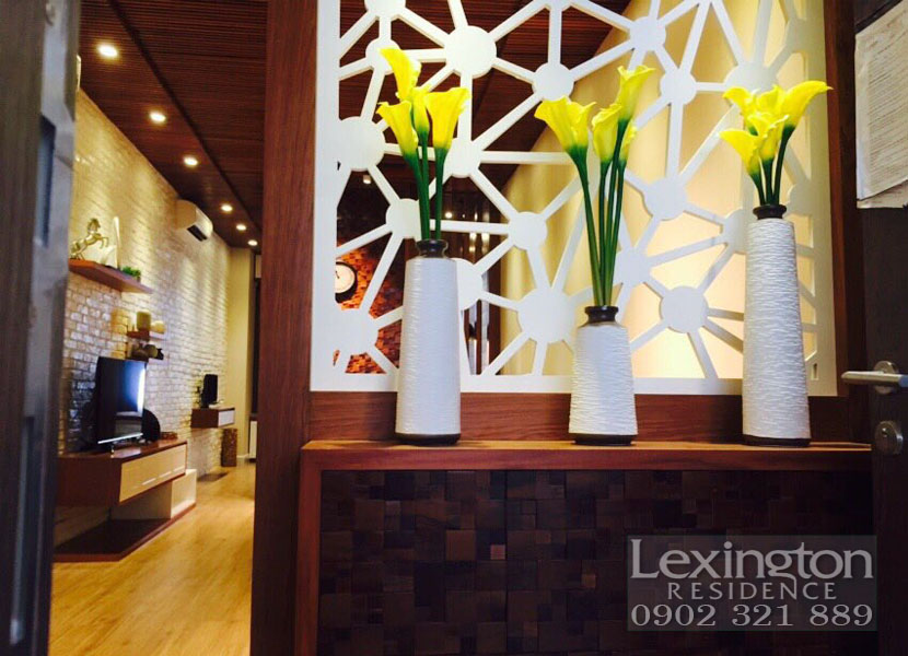 dự án lexington cho thuê căn hộ 1 phòng ngủ