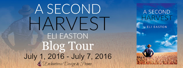 Blog Tour: Exclusive Excerpt & Giveaway Eli Easton - A Second Harvest
