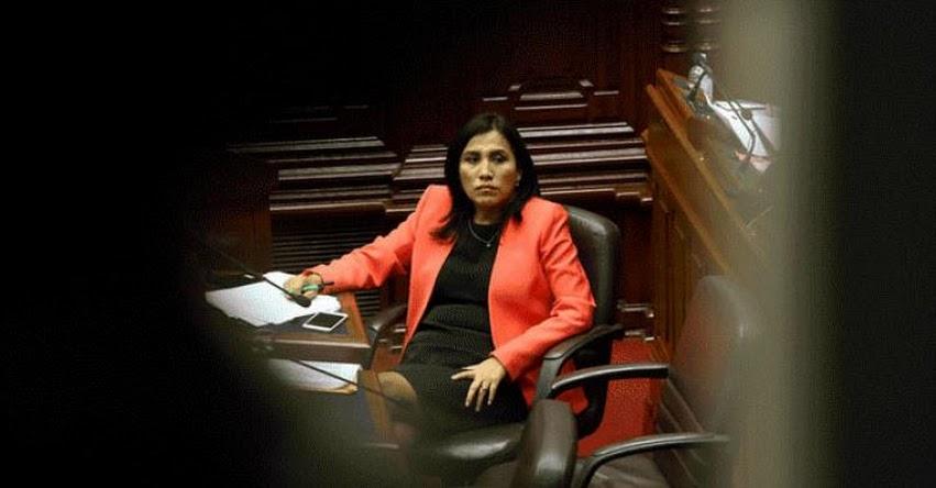 Ministra de Educación aseguró que su sector se siente fortalecido tras interpelación