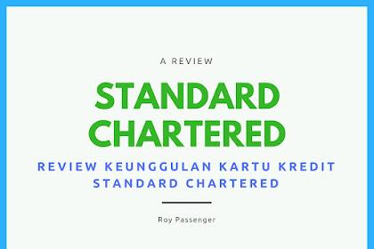 Keunggulan Kartu Kredit Standard Chartered