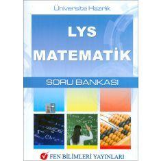 Fen Bilimleri LYS Matematik Soru Bankası (2017)