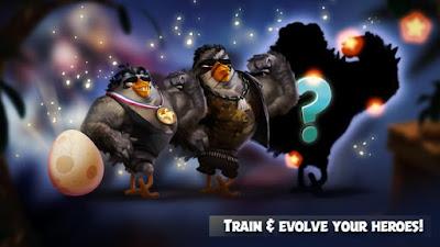Angry Birds Evolution MOD APK (High Damage) v1.13.0  Online