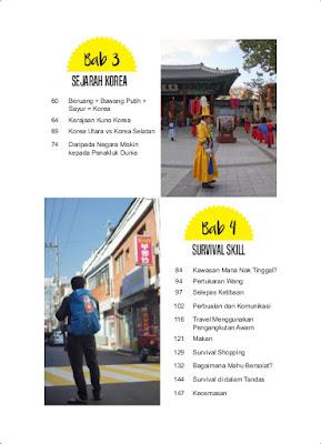Tips bercuti di Korea