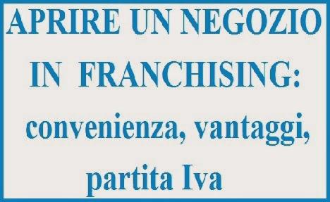 3b71154557eb Conviene Aprire un Negozio in Franchising, C'è Rischio di Fallimento ...