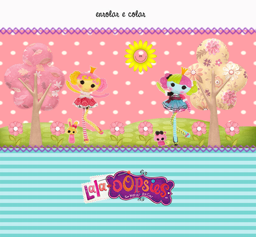 Lalaloopsy Party: Free Printable Mini Kit.