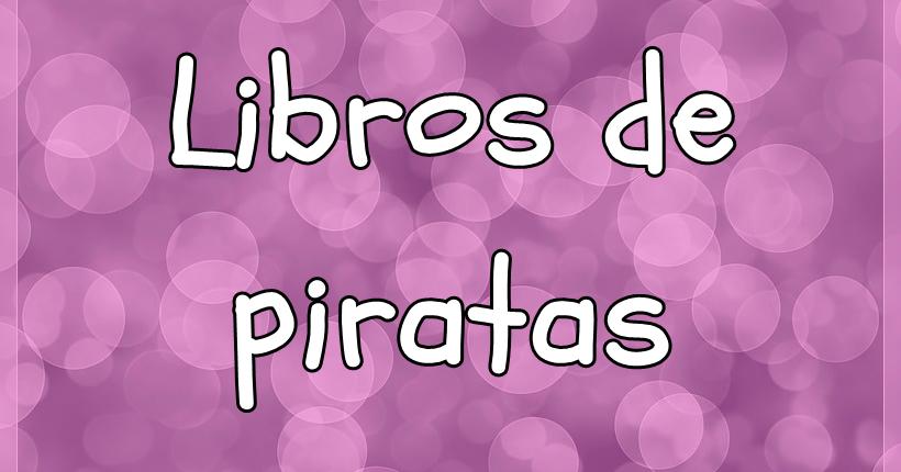 Coleccionando cuentos: Libros de piratas