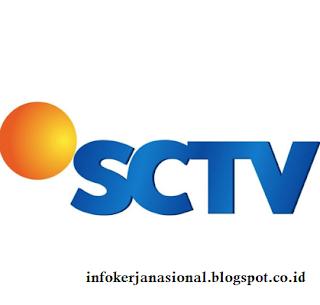 Info Lowongan Kerja PT Surya Citra Televisi ( SCTV )