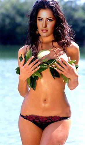 Katrina Kaif Without Bikini 34