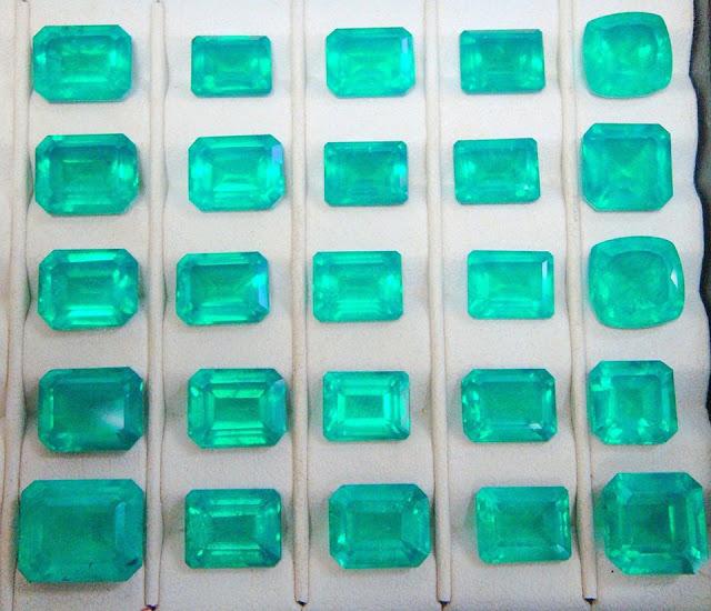 đá emerald thiên nhiên
