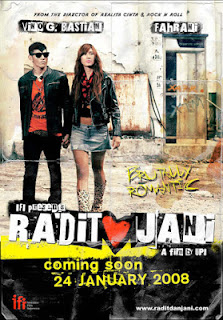 Download Radit dan Jani (2008) WEBRip Full Movie