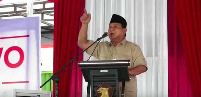 Prabowo: Dulu Saya Tentara Ditugaskan Kejar-kejar Sohibul Iman yang Aktif Demo