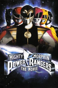 Poster Mighty Morphin Power Rangers: The Movie