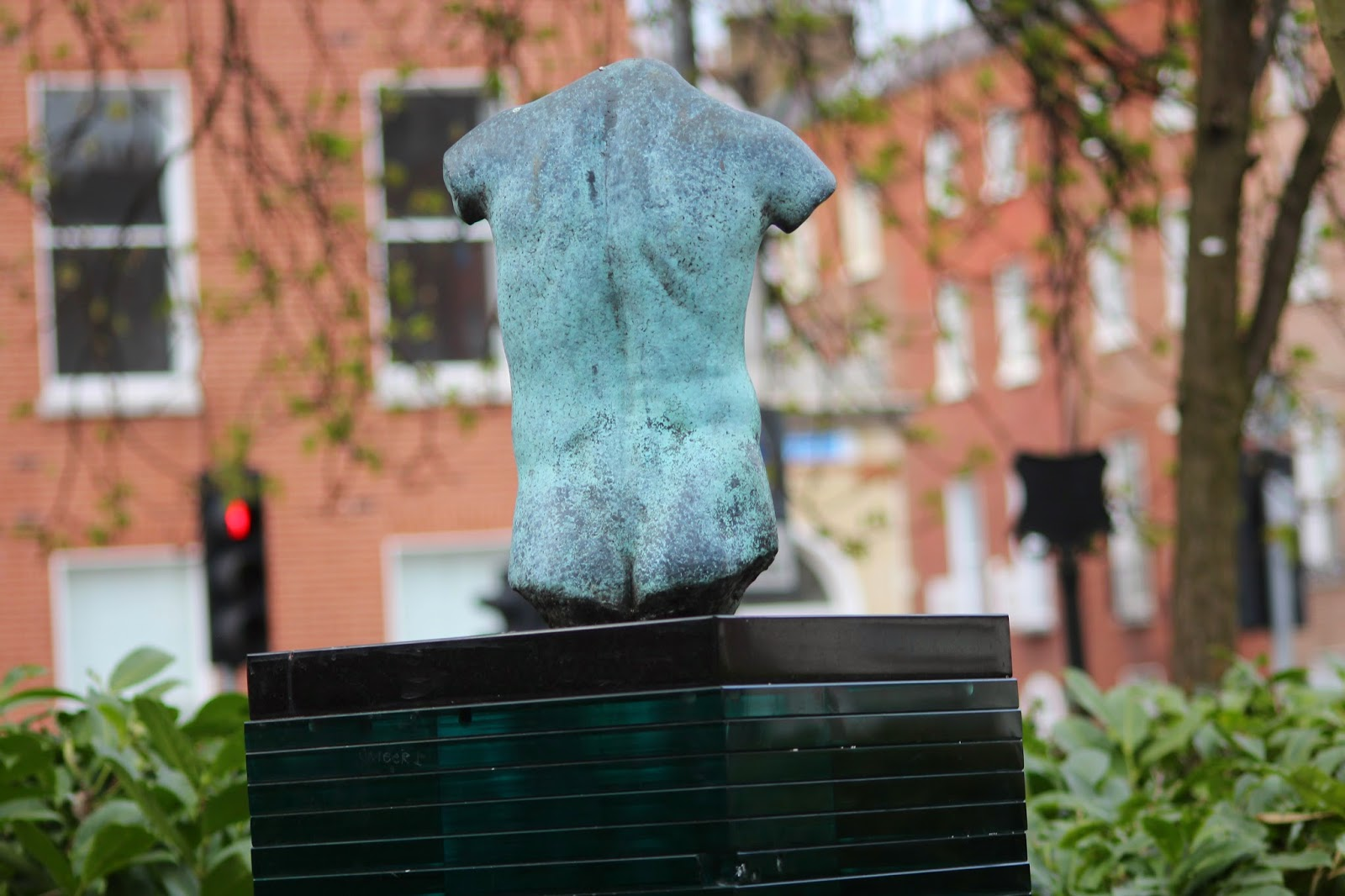 dublin, travel, sculpture, art