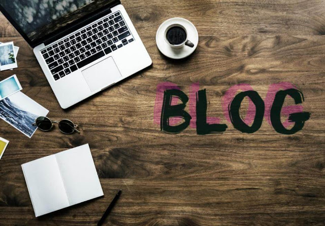 Blog, Blogging and blogger