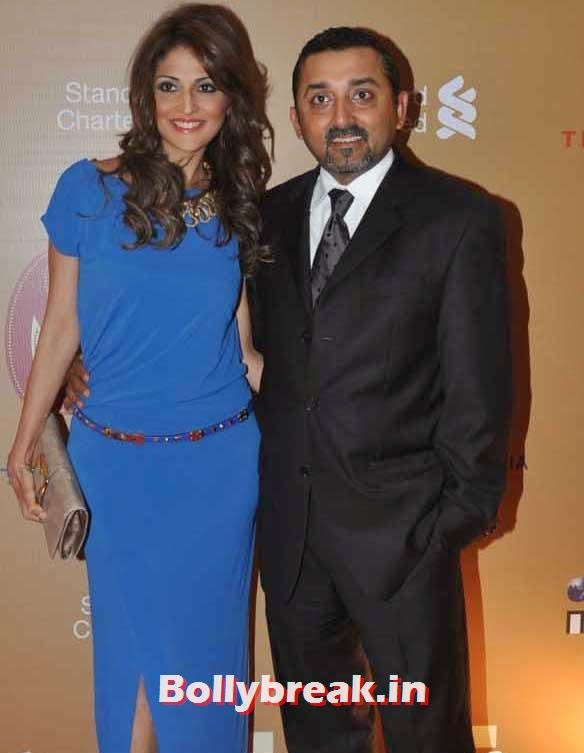 Chirag and Tanaz Doshi, The Idea of India Auction Pics