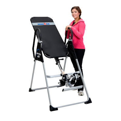 Body Max IT6000 Inversion Treatment Table reviews