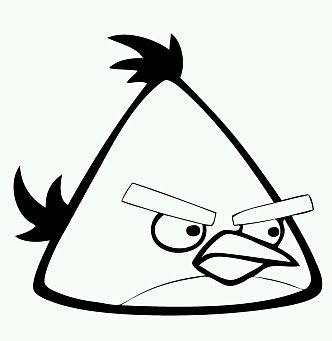 Banco De Imagenes Y Fotos Gratis Angry Birds Para Pintar