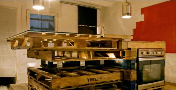 Progettare una cucina eco friendly blog di arredamento e - Comporre una cucina ...