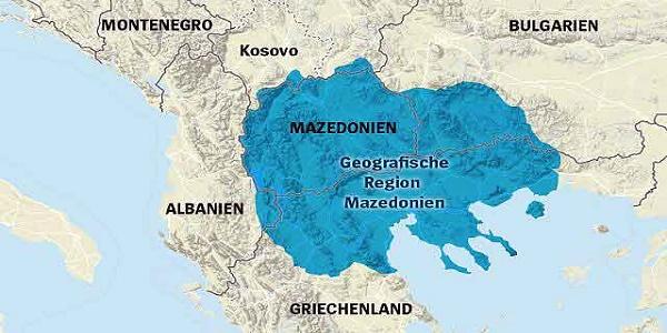 Τη Μακεδονία μην την κλαίς