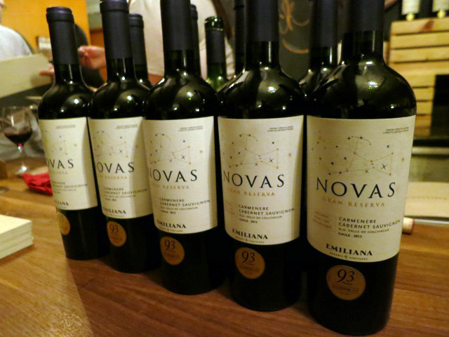 Kết quả hình ảnh cho emiliana novas cabernet sauvignon